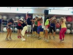 "Zumba with Shlomit-Rihanna ""Where Have You Been"" ( zumba/hip hop routine)"