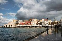 Xania, old harbour