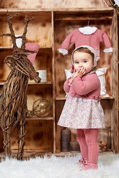 Ropa niña con Paz Rodriguez colección Otoño Invierno 2013 - 2014