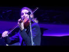 David Garrett - Purple rain, 17.11.2016 Braunschweig - YouTube