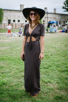 How to dress for Newport Folk Festial: a photo guide