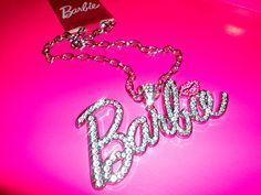 Barbie Necklace <3