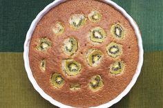 kizikuki: Ciasto z kiwi i makiem i limonką