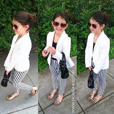 My Baby!!! <3 My Mini Fashionista!! <3