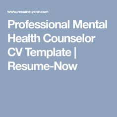 7251572870995ff288a0a252b7637a6a Sample Curriculum Vitae For Mental Health Professionals on