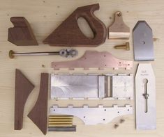 INFILL PLANE PARTS