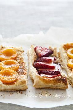 fruit tarts