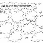 Enjoy getting to know your students through this printable of their 'favorite things'. PRINTABLE  By Bunky Business...