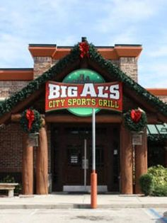Big Al's Sports Grill Fort Myers, FL.