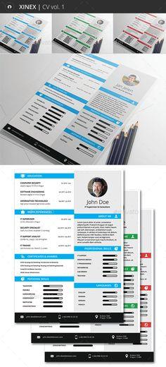 Xinex Resume
