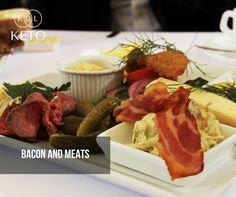 """Tips for beginners: """"C.A.R.B.O.H.Y.D.R.A.T.E.S."""" that you can eat on the keto diet Food item 4: B for Bacon. Comment below any other keto compliant food beginning with B. You can also get more keto tips by following our page the KDL Keto Facebook Page https://web.facebook.com/KDLKeto/ and connect with other keto practitioners by joining the KDL Keto Group https://web.facebook.com/groups/kdlketo/?ref=br_rs."""
