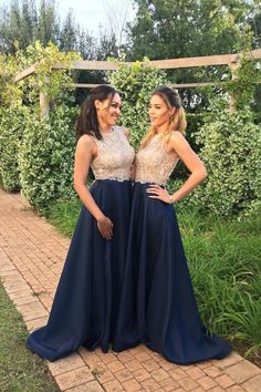 Navy Bridesmaid Dresses,Bridesmaid Dresses Lace TOP,Garden Bridesmaid Dresses,Long Bridesmaid Dresses,robe demoiselle d honneur,FS069