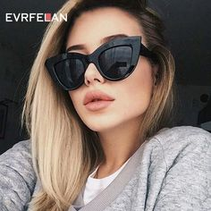 6207f6f63a4bd 691 Best Cat Eye Sunglasses Women images in 2019