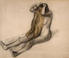 Les nus de Degas