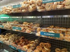 Get your bagel fix at any of these amazing Atlanta bagel shops. And don't forget the schmear! New York Bagel, Best Bagels, Bagel Shop, Day Trip, Old And New, Parfait, Cravings, Georgia, Atlanta