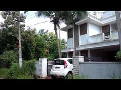 4  5 cent plot and new 4 BHK House at Kolazhy , Thrissur