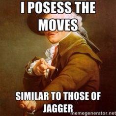 I Got The Moves Like Jagger