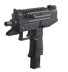 IWI UZI Pro Pistol 9mmLoading that magazine is a pain! Get your Magazine speedloader today! http://www.amazon.com/shops/raeind