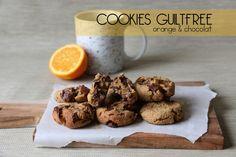 Cookies Guiltfree orange & chocolat (GF) |