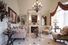 MIRRORS    Living Room & Family Room Design