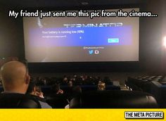 Cinema Is Changing Forever