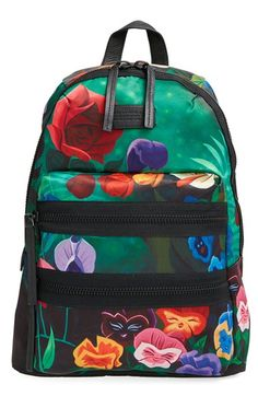 MARC BY MARC JACOBS x Disney® 'Alice in Wonderland - Domo Arigato Packrat' Backpack available at #Nordstrom