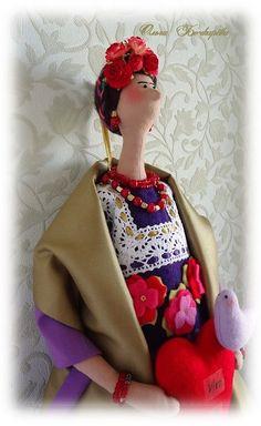 tilda Frida Kahlo