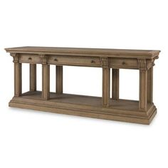 Archive Home and Monarch (MN2028) WENTWORTH DRAPER'S CONSOLE TABLE