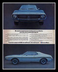 AMC Javelin, 1971