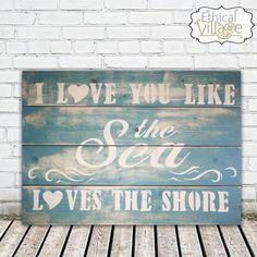 wooden beach signs and wooden coastal signs 23 ~ mantulgan. Ocean Themes, Beach Themes, Beach Ideas, Beach Signs Wooden, Wood Signs, Beach Room, Beach Bathrooms, Beach House Decor, Home Decor