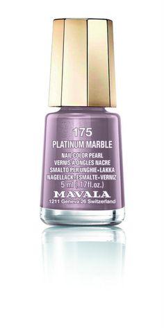 Platinum marble