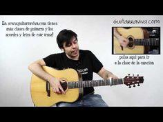 No Puedo Vivir Sin Ti DEMO de como tocarla con guitarra acordes fáciles ...