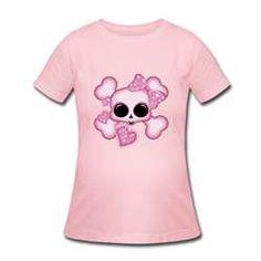 Cute Pink Skull | Women