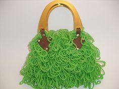 Chagg Crochet Handbag