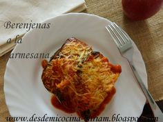 https://flic.kr/p/uy7TCv | Berenjenas a la parmesana