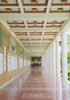 Visiting The Getty Villa in Pacific Palisades, California (near Malibu)