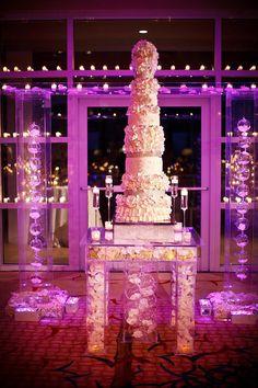 Glamorous Wedding Cakes from Elegant Temptations