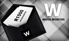 R1,500 Woolies voucher