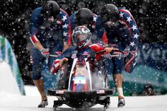 Image result for winter olympics bobsleigh