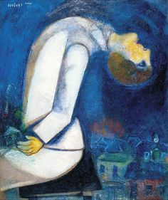 BBC - BBC Arts - Chagall: Seeing a new world