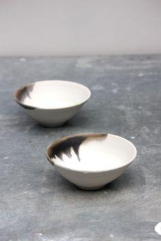 Flinders Range bowls by Elke Lucas Ceramics
