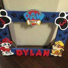 Third Birthday, 4th Birthday Parties, Boy Birthday, Birthday Ideas, Paw Patrol Cake, Paw Patrol Party, Paw Patrol Birthday Theme, Bebe 1 An, Cumple Paw Patrol