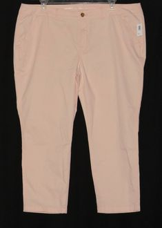 a749dd72ea633 OLD NAVY Pants NEW NWT 20 Plus Petite Boyfriend Straight Khakis Womens  Chino 20P  OldNavy