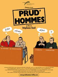 Prud'hommes de Stéphane Goël (2010) (la bande-annonce en cliquant sur le lien fourni)