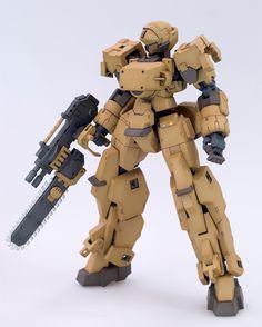 #004 三二式伍型 漸雷 フレームアームズ FRAME ARMS コトブキヤ
