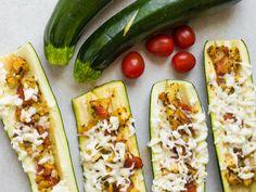 Zdravé recepty a tiež všetko o zdravej výžive, životnom štýle a cvičení na Cvičte.sk. Zucchini, Vegetables, Fit, Shape, Vegetable Recipes, Veggies