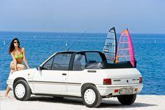 Peugeot 205 CJ / CT / CTI: place au fun !   Boitier Rouge