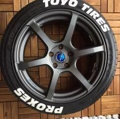 toyo tires weather proof lettering