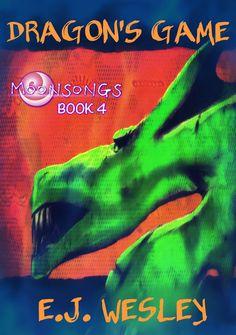 Dragon's Game - E.J. Wesley