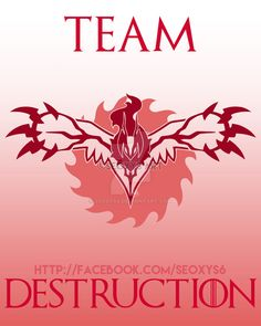 Team Destruction by Seoxys6